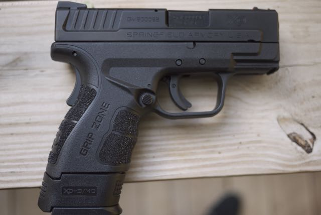 Review Springfield Xd Subcompact Mod 2 In 9mm Alloutdoor