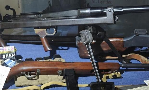 New Washington State Law Causes Museum to Remove Rifles