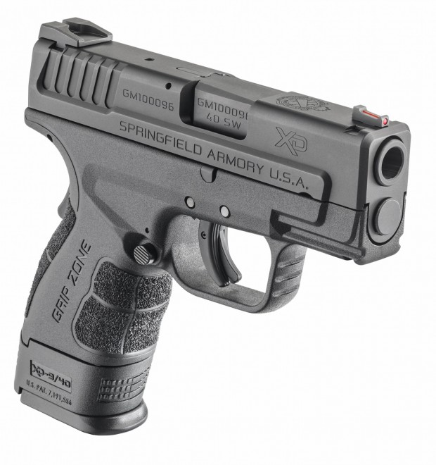New Springfield XD-9 Mod.2 Giveaway!