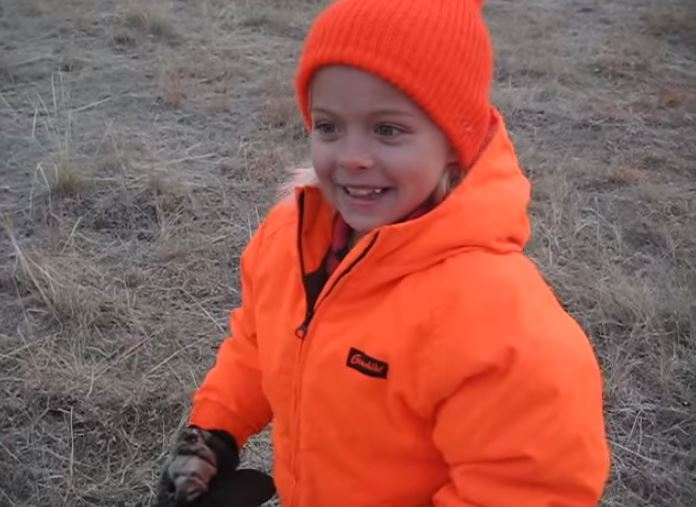 """VIDEO: 9 Year Old's First Buck – """"Is This Normal? I'm Not Cold, I'm Just Shaking."""""""