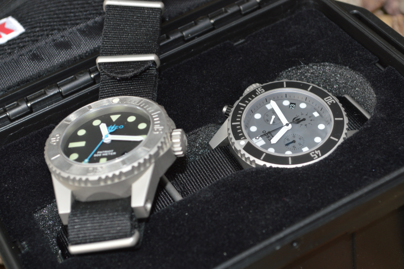 Review: Resco Patriot and Manus Watches, Made by a Navy SEAL