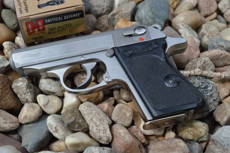 Review: Walther PPK .380 ACP