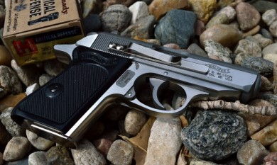 Review: Walther PPK  380 ACP - AllOutdoor com