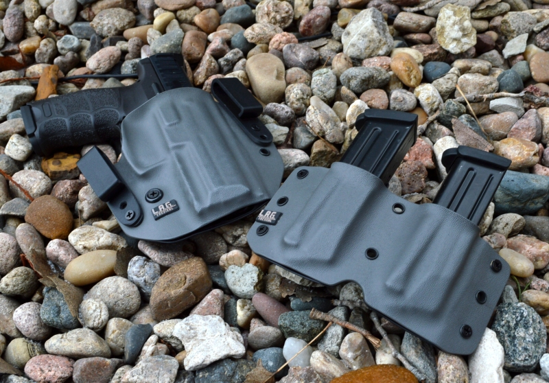 "Review: L.A.G. Tactical ""The Defender"" VP90 Holster"