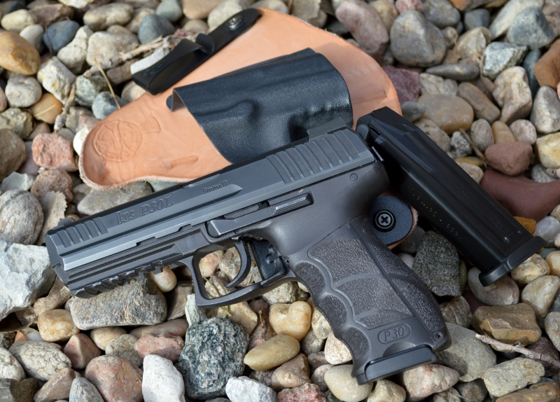 Making the H&K P30L Even Better