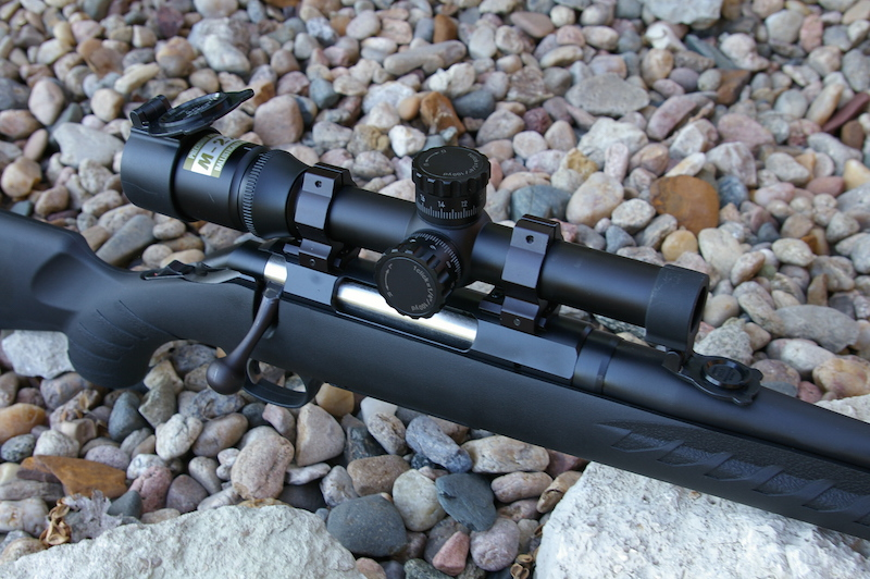 Review: Ruger American Compact Rifle in 308 Win - AllOutdoor com
