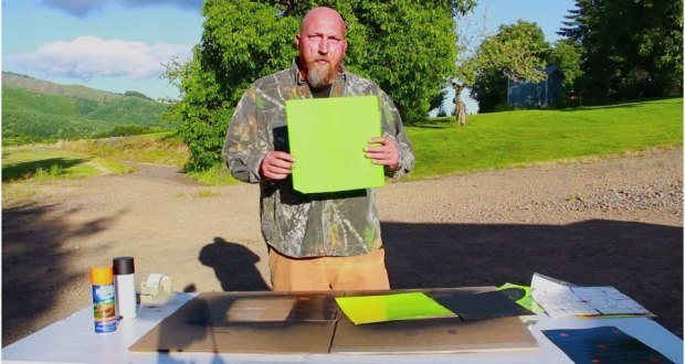 DIY: Make Your Own Shoot-and-See Targets