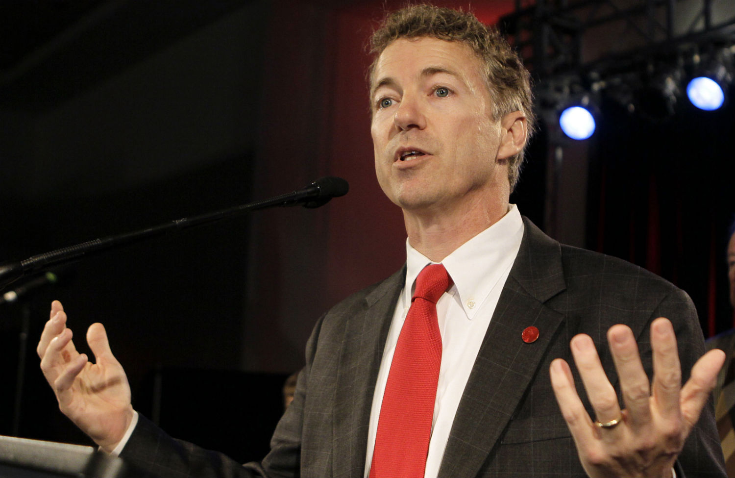 Senator Rand Paul's Plan to Prevent Another 9-11