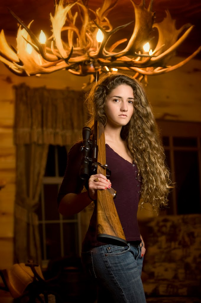 Girls Just Wanna Have Guns – And Educate Others.