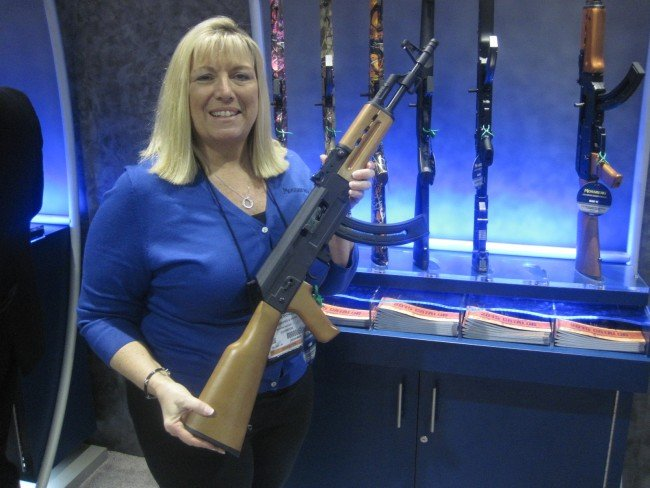 Mossberg Intoduces New Line of .22 LR Blaze Rifles, Including an AK-47 Lookalike