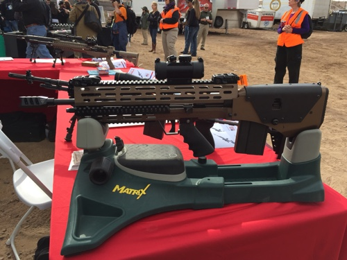 James River Armory's Bullpup M1A/M14 Prototype