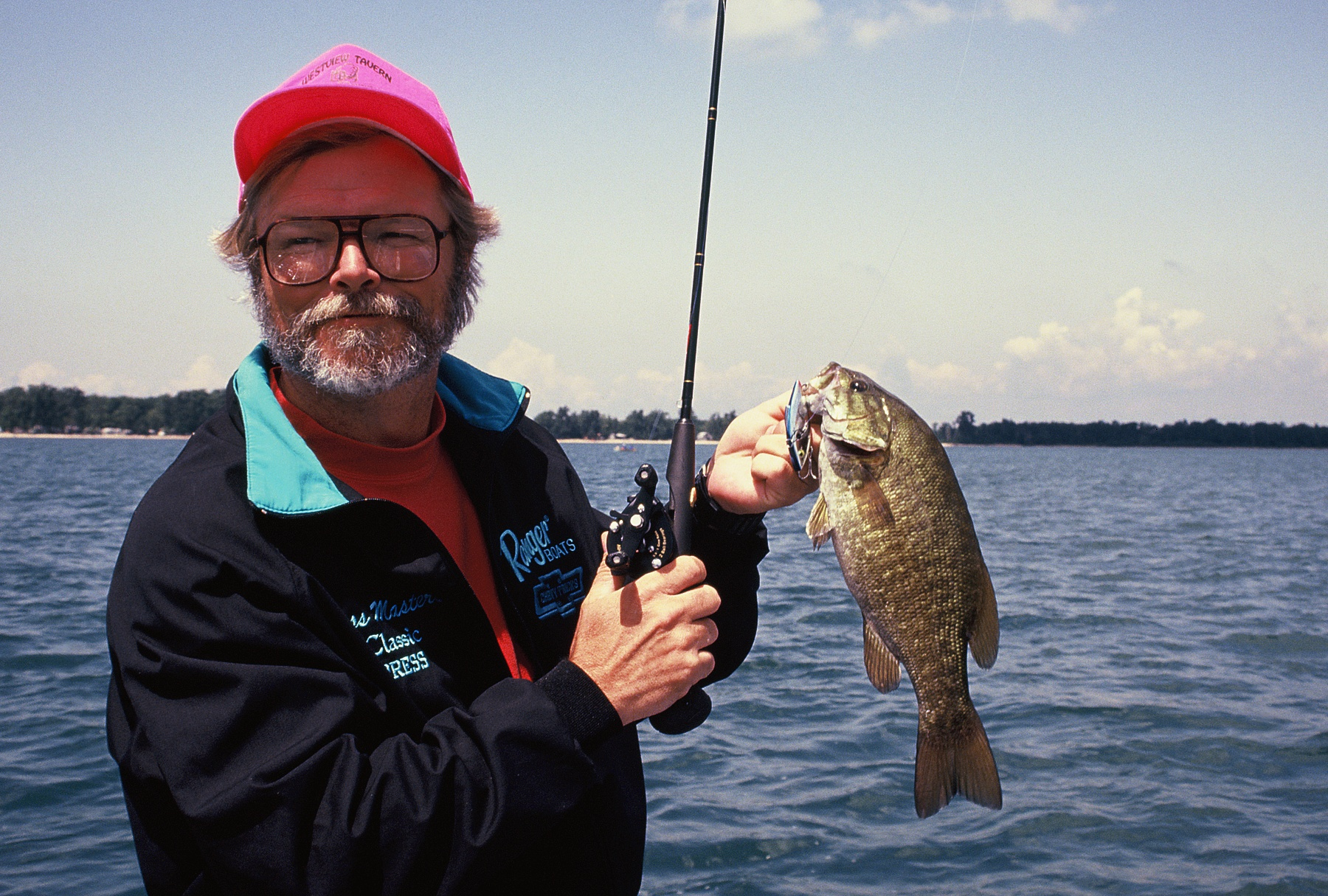 Ontario's Pelee Island is Smallmouth Bass Paradise