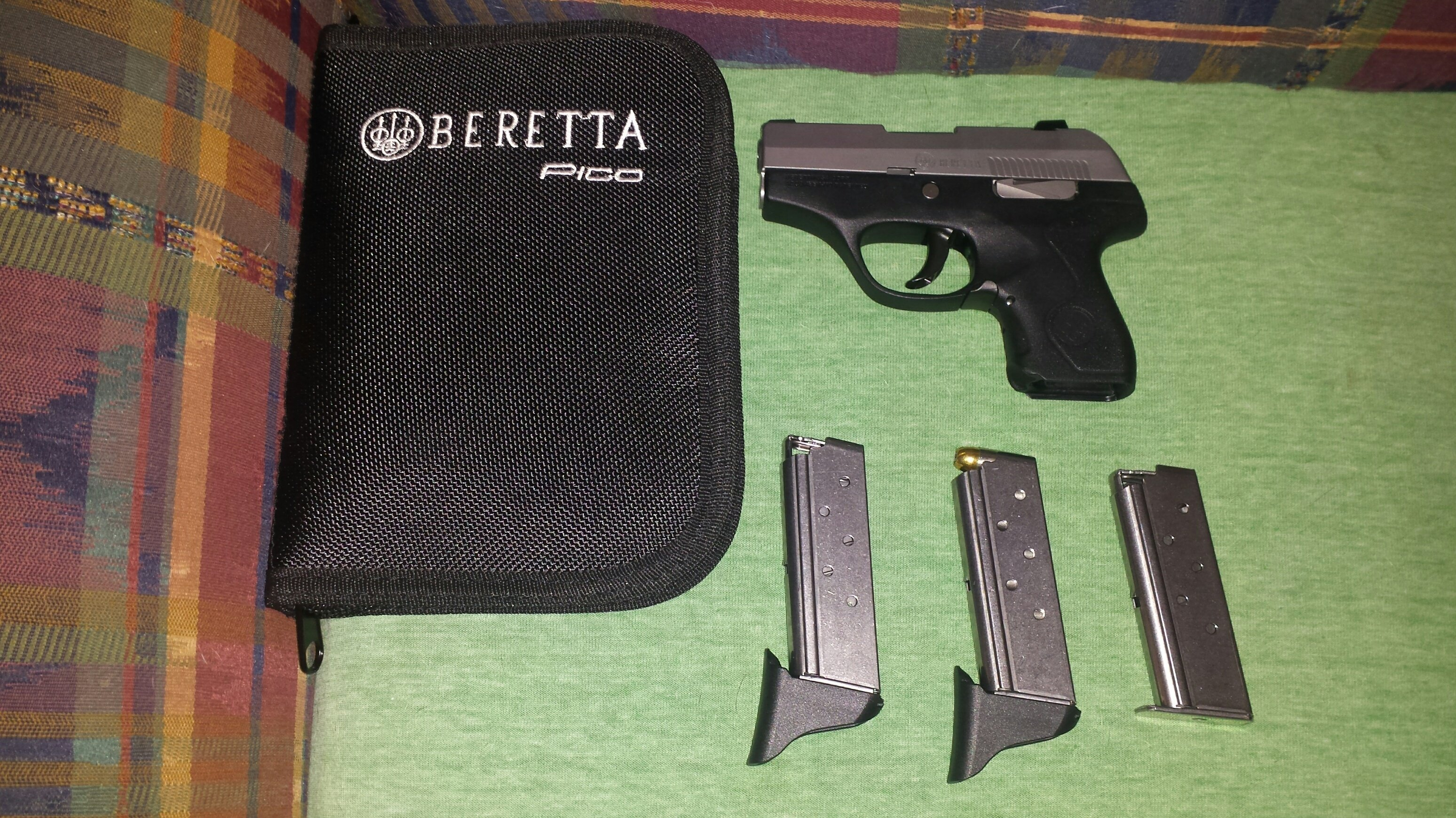 A Peek at the Beretta Pico
