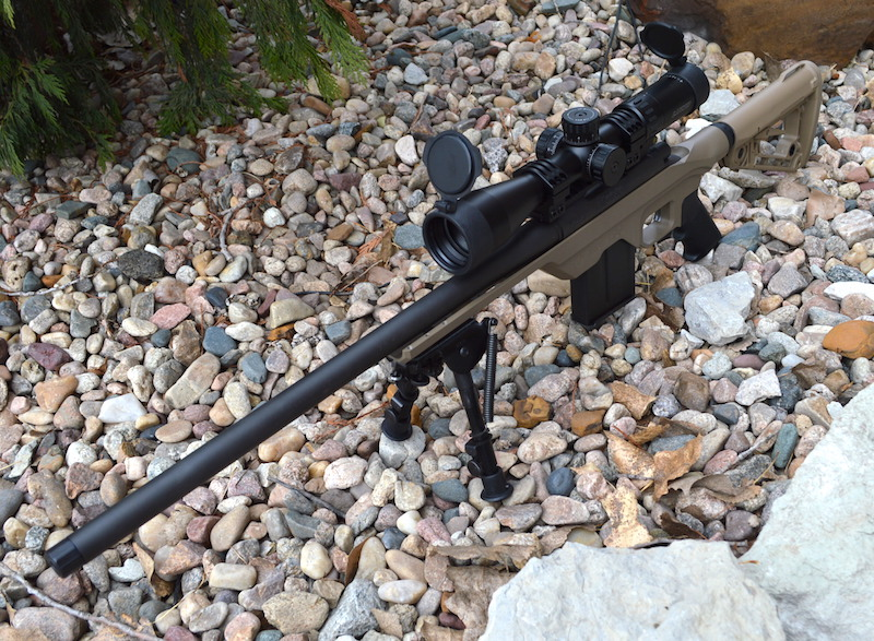 MDT Tactical LSS Remington 700 Chassis System