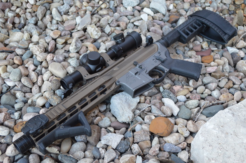 Ultimate Custom AR-15 300 Blackout Pistol Build