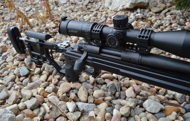 Review: KRG Kinetic Research Group Whiskey 3 Remington 700 Chassis