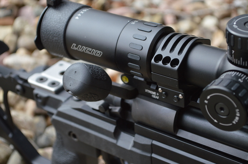 Review: KRG Kinetic Research Group Whiskey 3 Remington 700