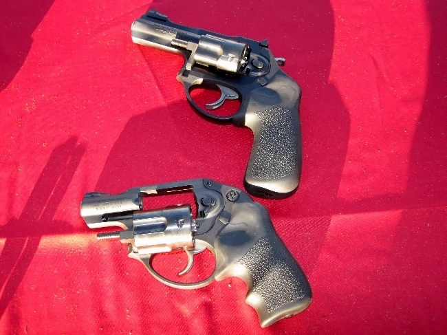 A Look at the Two Newest Ruger LCR Lightweight Revolvers