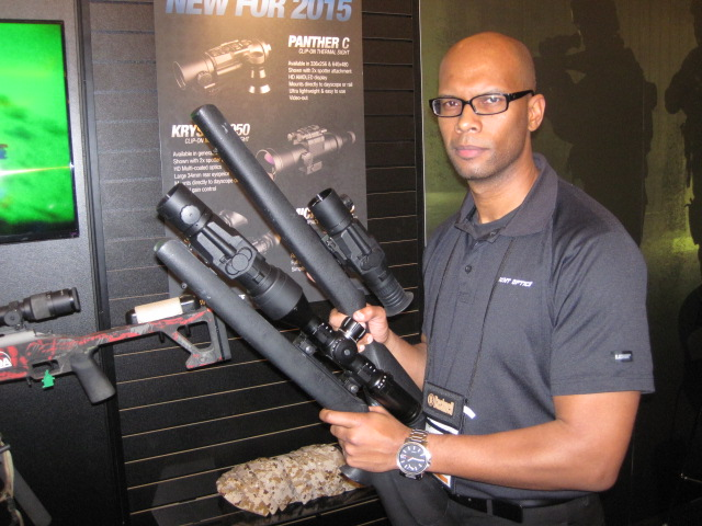 Night Optics Night Vision Products at the 2015 SHOT Show
