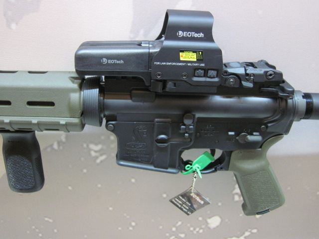 New Eotech Products From the 2015 SHOT Show