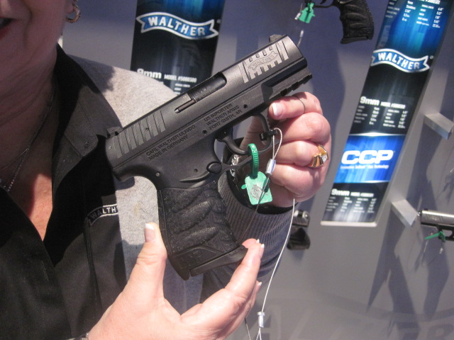 A Look at the Walther CCP at the 2015 SHOT Show