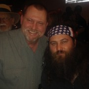 Willie Robertson With Yours Truly - So There.