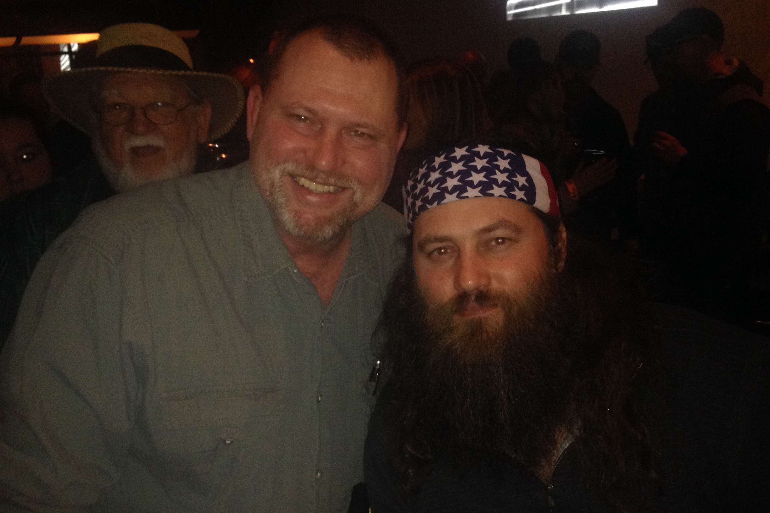 Envy Me or Pity Me – But I Just Shook Hands with Willie Robertson and Loved It