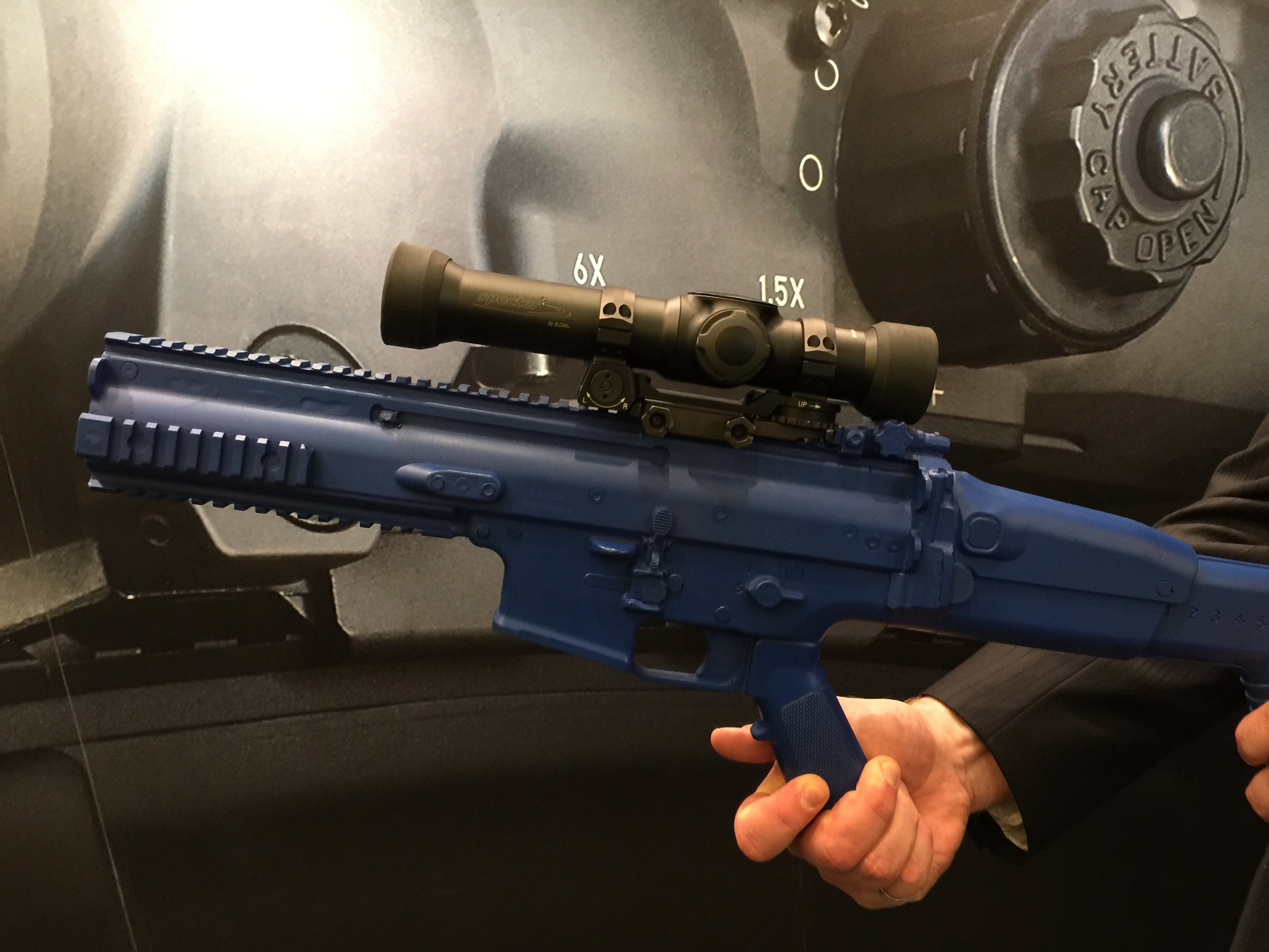Elcan Specter TR 1-3-9: The One Optic?