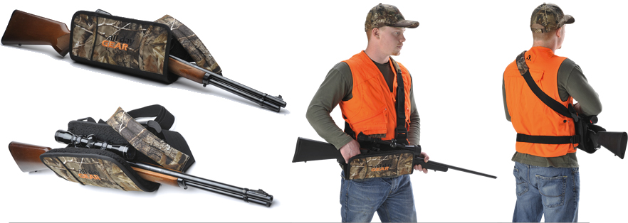 Ready Aim Rifle and Bow Carrier by All Day Gear