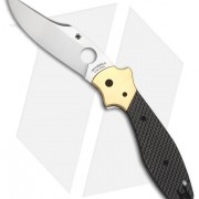 Spyderco Schempp Bowie folder, image courtesy of BladeHQ