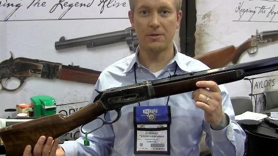 New Model 1886 Takedown Rifles From Chiappa and Taylor & Co
