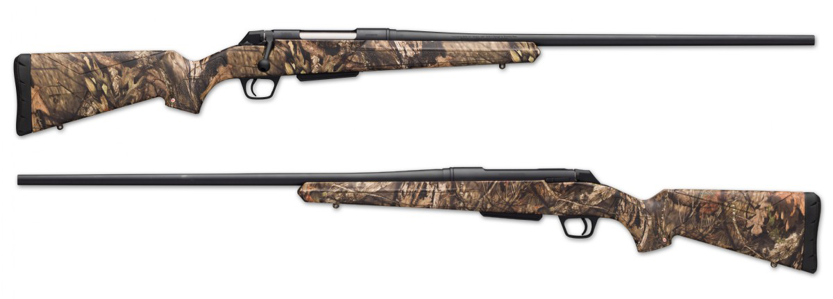 Winchester's Latest Bolt-Action: The XPR
