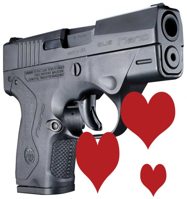 Have a Gun-Loving Woman in Your Life? TFB's Top 5 Guns for Valentine's Day.