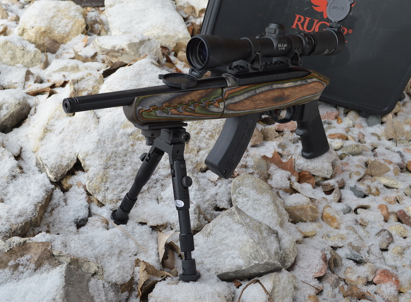 Review: Ruger 2015 Charger Takedown .22LR Pistol