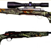Boca Shield Stock Covers on Bolt Action Rifles