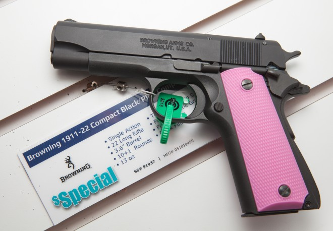 Grips marked 1911-22 fit the 380 perfectly.