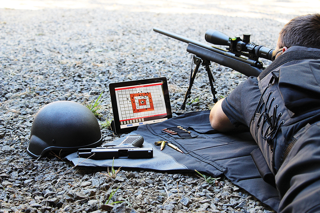 Bullseye Camera Systems Remote Target Cameras