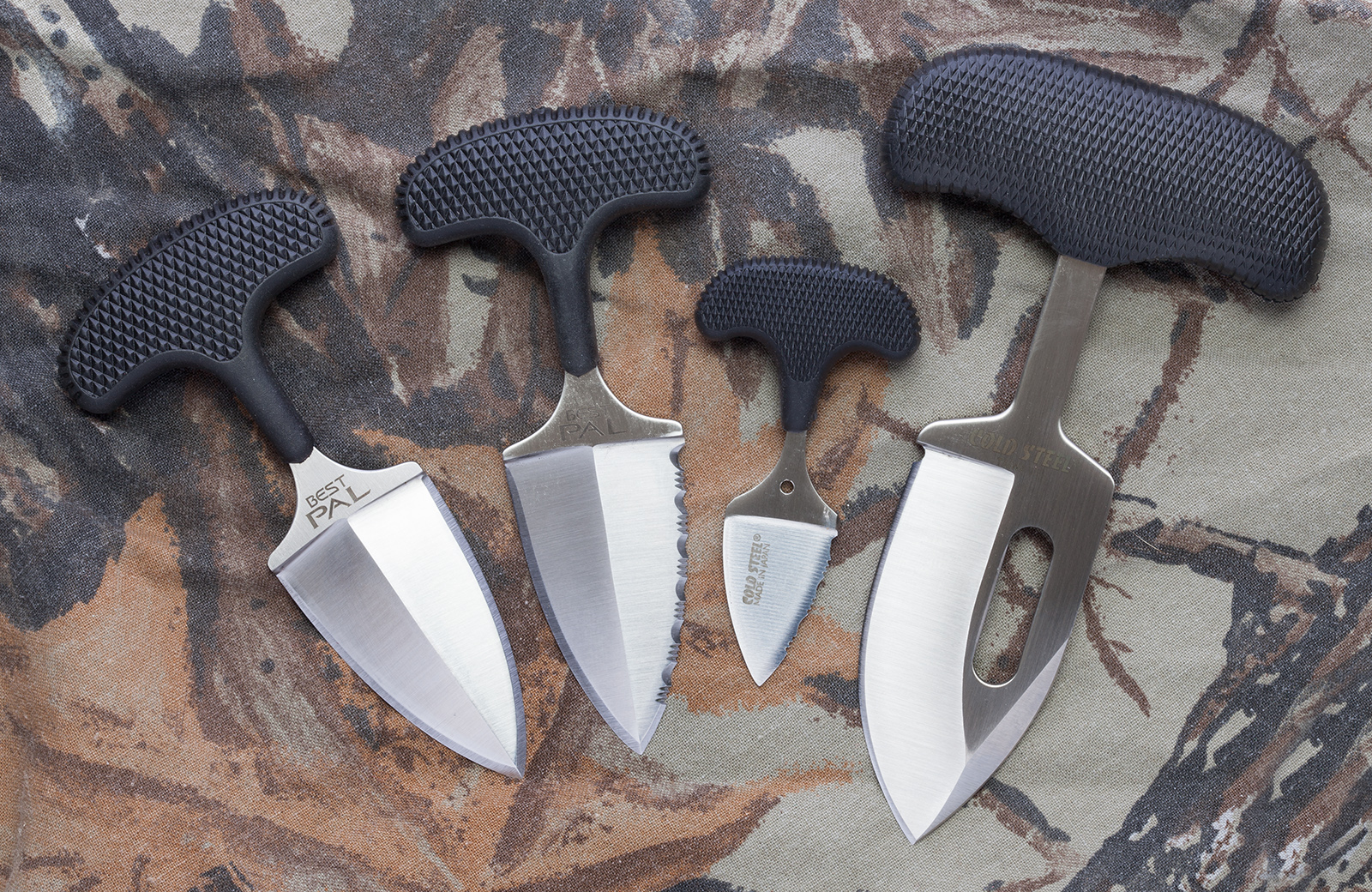 Review: Cold Steel Push Knives