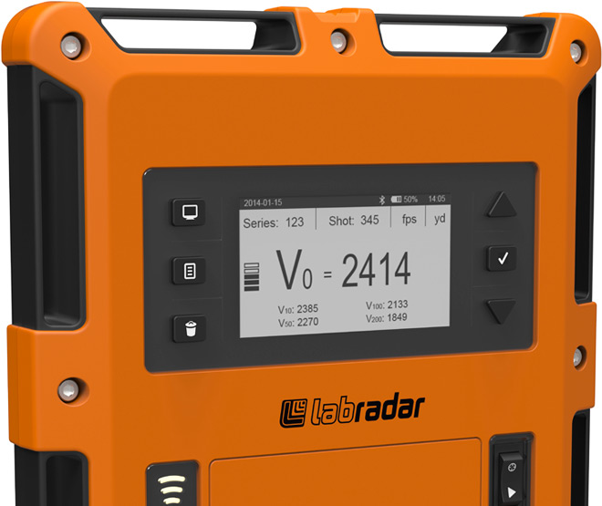 No More Chronograph? Labradar is Personal Doppler Radar That Does Much More