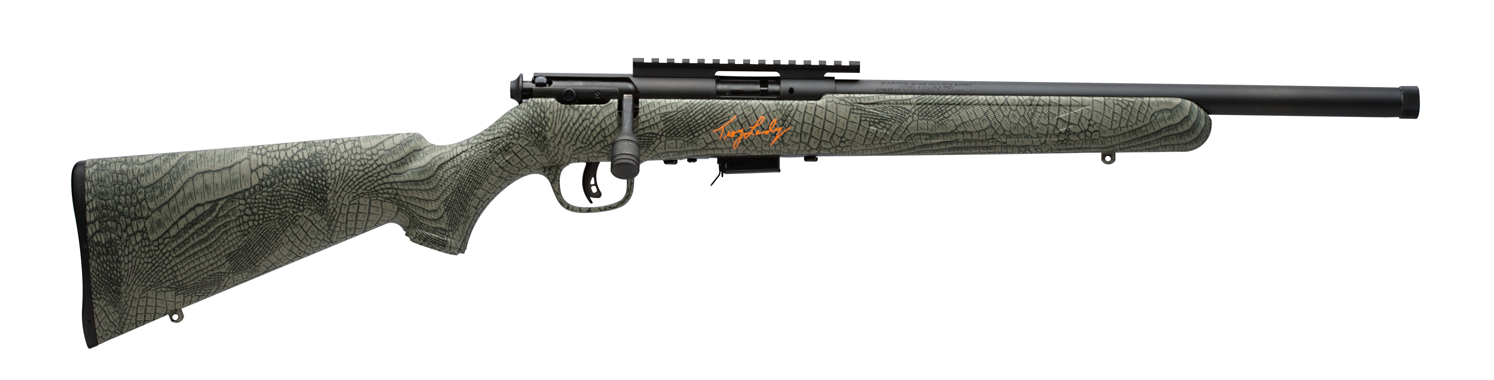 The New Troy Landry Signature Series Rifles from Savage