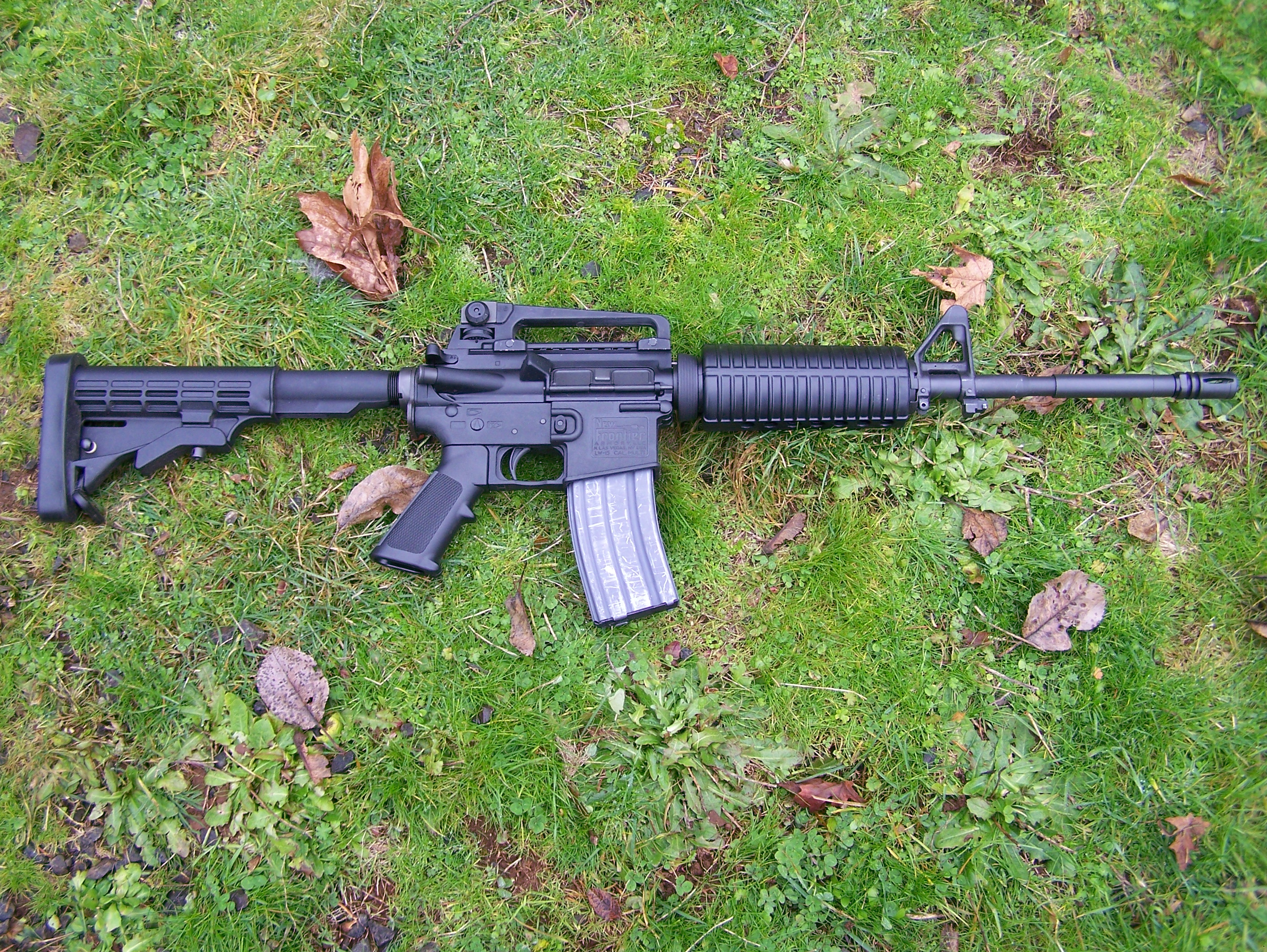 Review: Frontier Armory Polymer AR