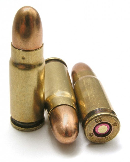 Penetration 25mm ammunition