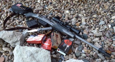 Ruger  308 Gunsite Scout Rifle Re-do - AllOutdoor com