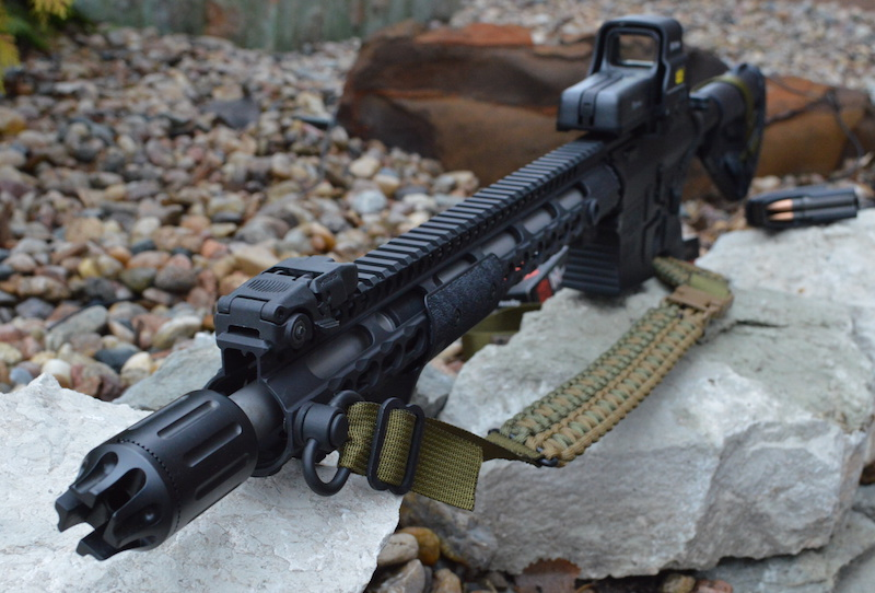 Review: Modifying the DPMS GII Recon 308