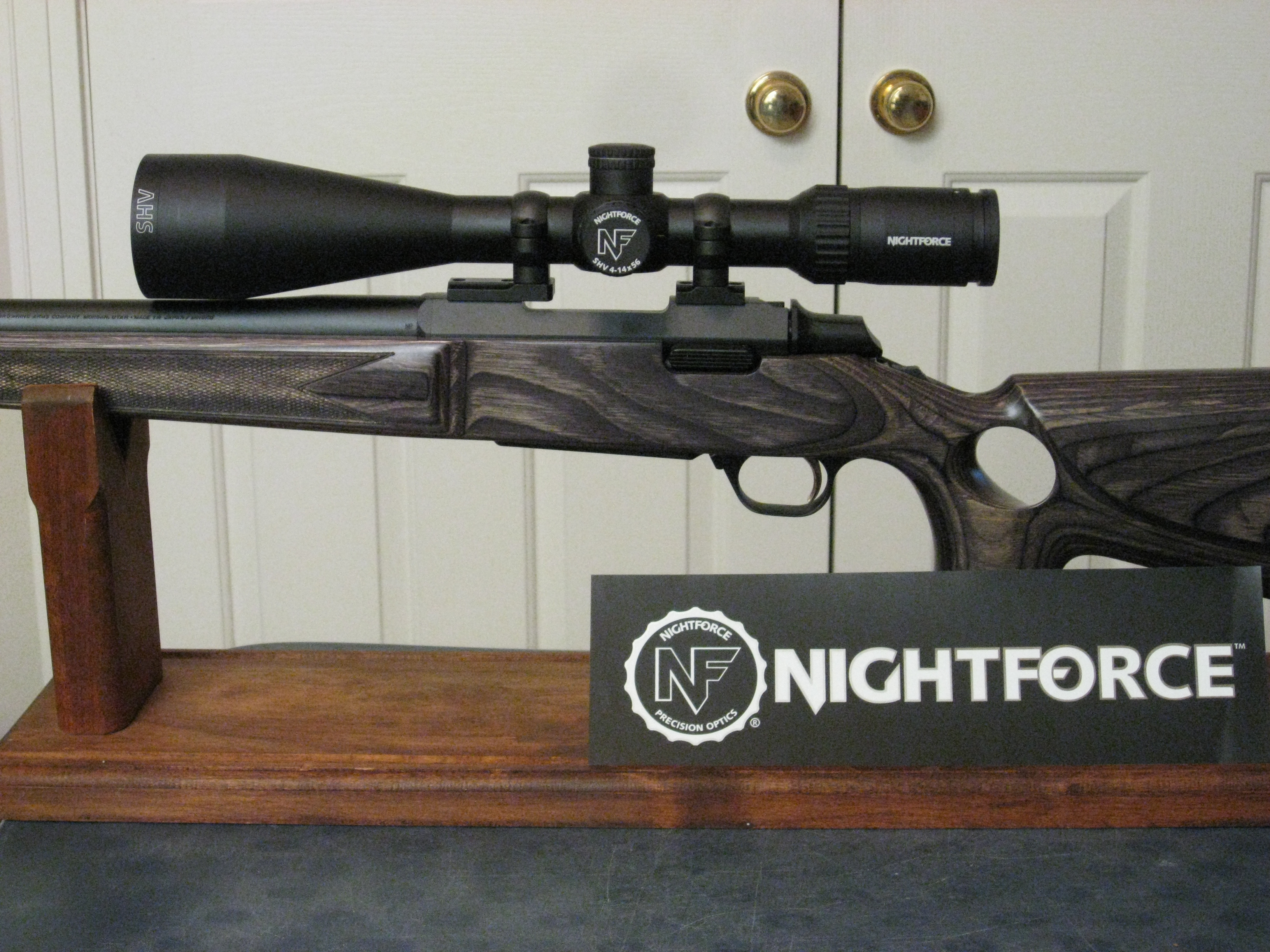 Review: Nightforce SHV-4-14×56
