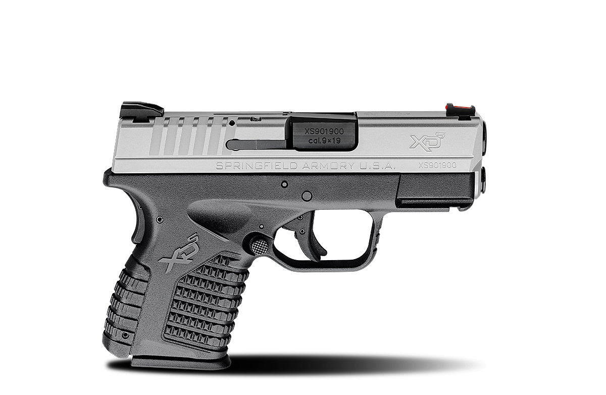 Win a Bi-Tone XD-S® 3.3″ Single Stack 9mm from Springfield Armory!
