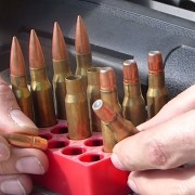 308 Bullets Loaded Backwards