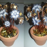 Bullet Bouquets' One Dozen Bloom Pot retails for $84.95.