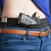 Short enough for appendix carry, ECO fits snugly in a bellyband.