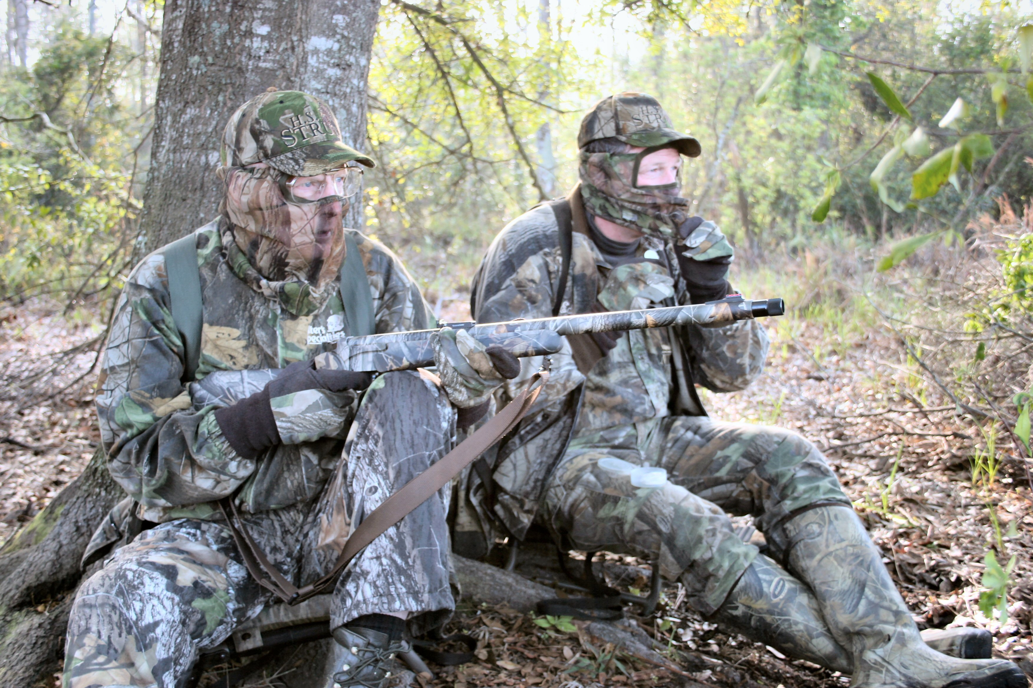 Choke Up for Spring Turkey Hunting